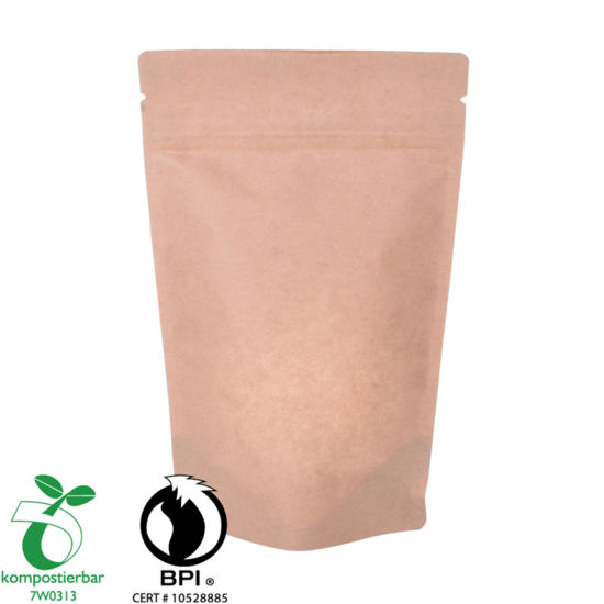Recicle la bolsa de café de molienda compostable al por mayor de China