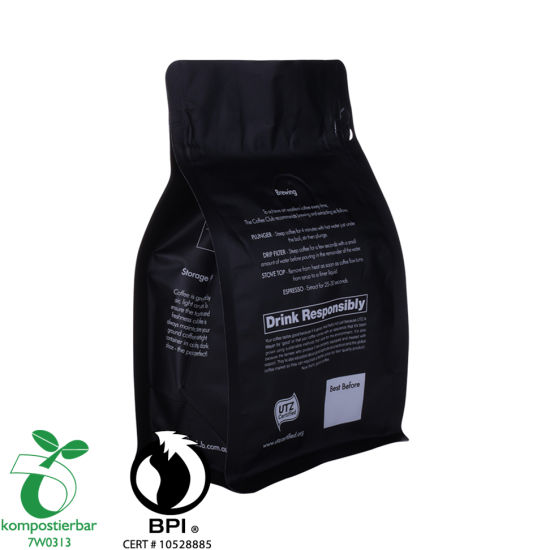 Food Square Square Bottom Epi Biodegradable Bag Factory China