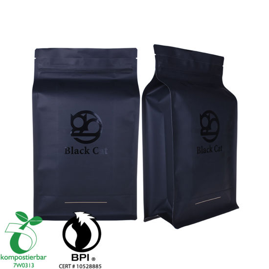 Plástico Zip Lock Compostable al Por Mayor en Bag Coffee Beans China